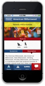 Pet Poison Helplines new Iphone App