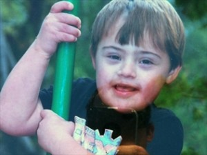 Missing down syndrome boy found by family pet